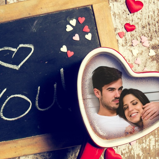 Romantic Love Photo Frames For Couples By Jatin Dudhat