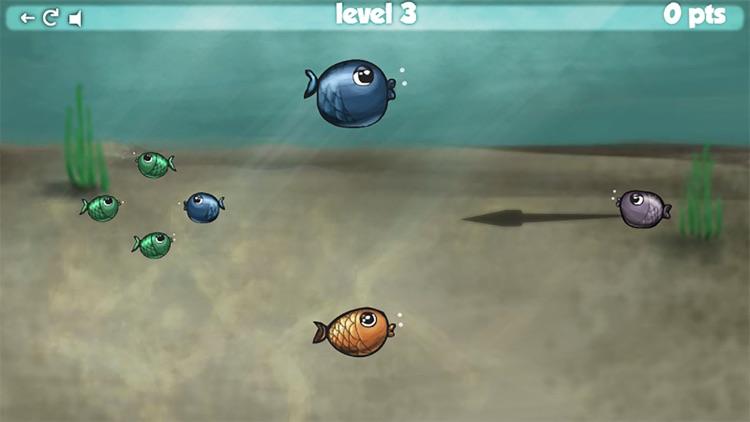 Big Fish Tap - Eat Small Fish Classic Game