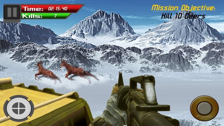 Safari Hunter 2017 Pro: Wild Deer hunting  3D