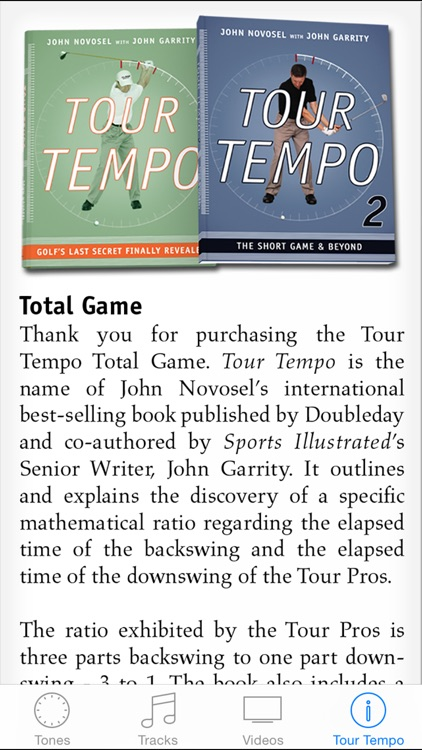 Tour Tempo Total Game screenshot-4