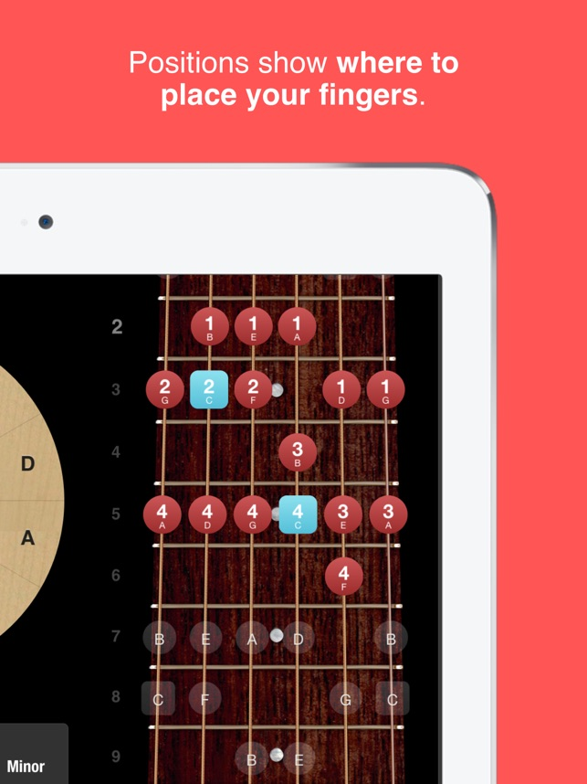 Scalebank Guitar Scales On The App Store