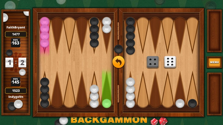 Play Backgammon Online With Friends