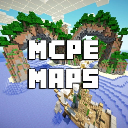 MCPE MAPS GAMES FOR MINECRAFT PE