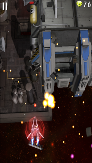 VLAD Space Shooter Screenshot