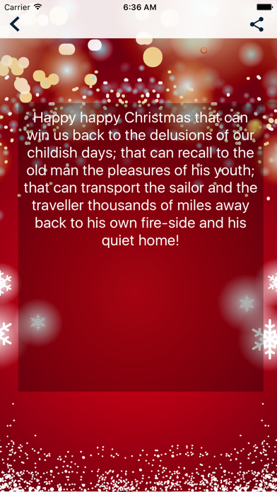 Christmas Messages (Quotes) 2016 screenshot three