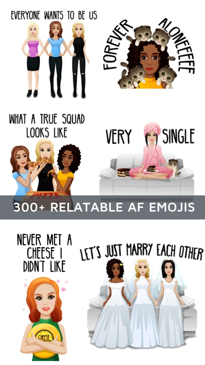 Slaymoji - Emoji Keyboard & iMessage Stickers screenshot-1