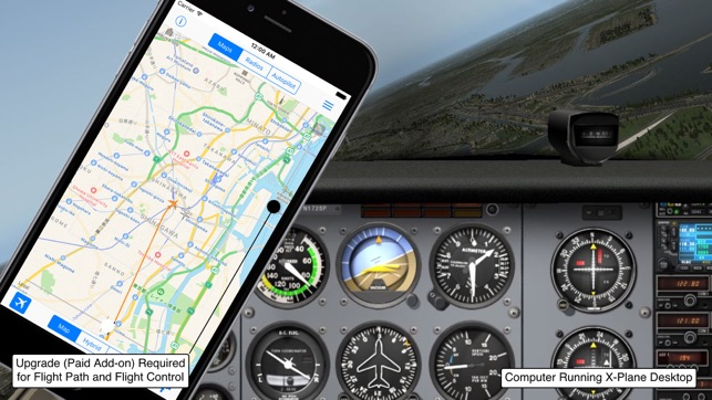X-Mapper TNG (for X-Plane Desktop) on the App Store