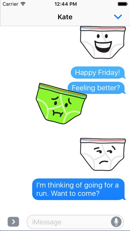 Emojipants Sticker Pack screenshot-3