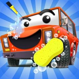 儿童洗车游戏:宝宝汽车游戏大全