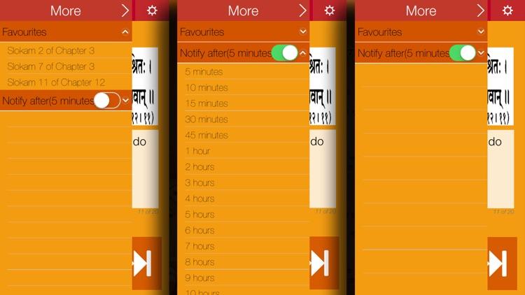Bhagavad Gita - The Songs of the Bhagavan screenshot-4