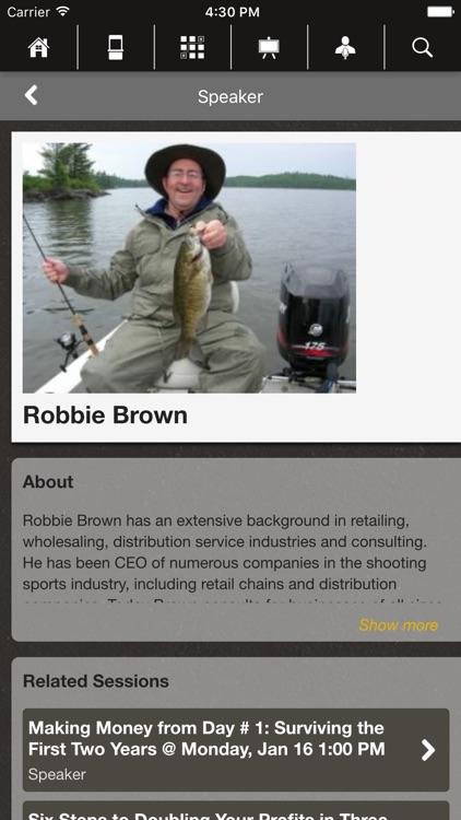 SHOT Show Mobile screenshot-3