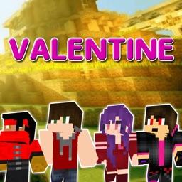 Valentine Skins for Minecraft Pocket Edition