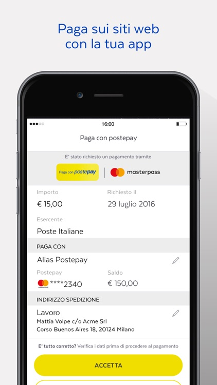 Postepay screenshot-3