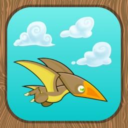 Dinosaur Bird Flying Games For Kids App