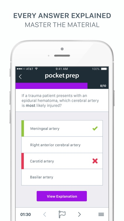 NREMT® Paramedic Exam Prep 2017 Edition screenshot-1