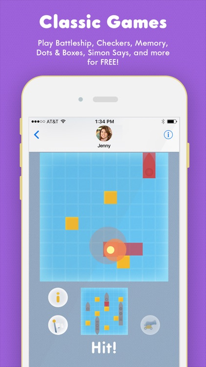 Classic Games for iMessage