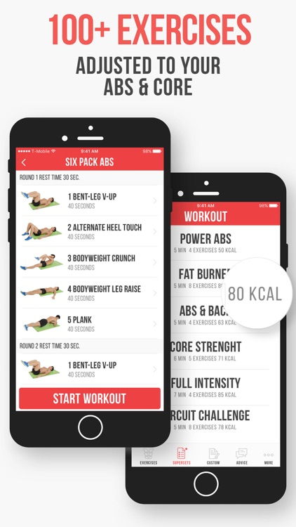 Six Pack ABS by VGFiT screenshot-3