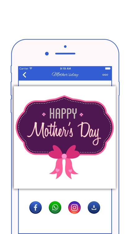 Happy Mother's Day Stickers screenshot-4