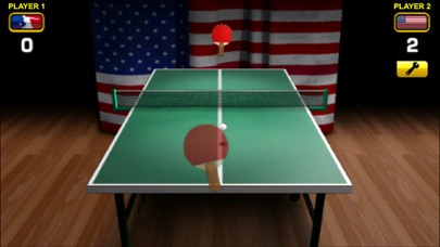 World Cup Table Tennis™ Lite ScreenShot1