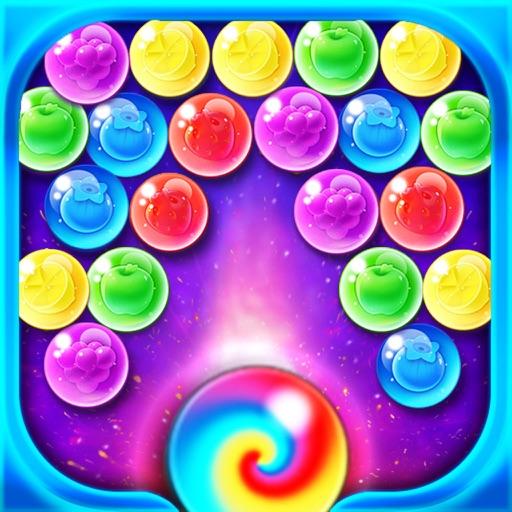 Fruit  Bubble Shooter Legend-Free Bubbles Games iOS App