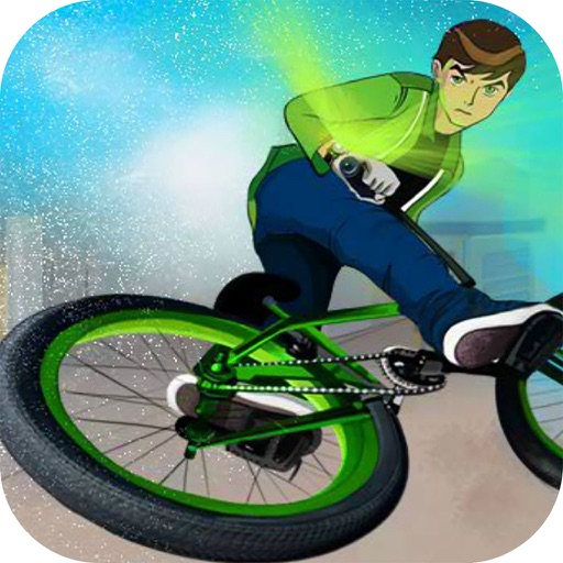 Stickman Cycling Race