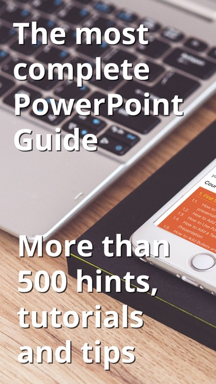 Tips & Tricks for PowerPoint