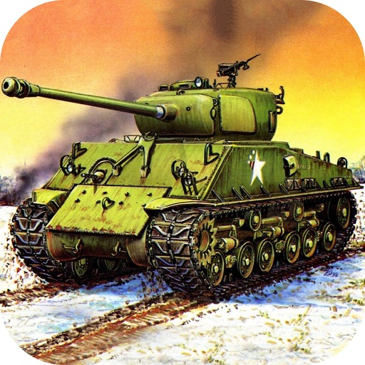 Russian Tank Battle : Real World War Adventure 3D