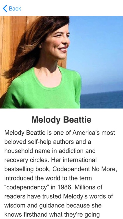 Codependent No More - by Melody Beattie Summary