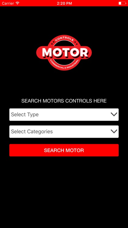 Motor Controls screenshot-1