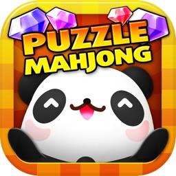 Panda Puzzle Mahjong