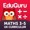 EduGuru Maths Kids age 3-5 educational games
