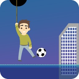 Swing Soccer Striker-Holy Shoot Fighter Physics