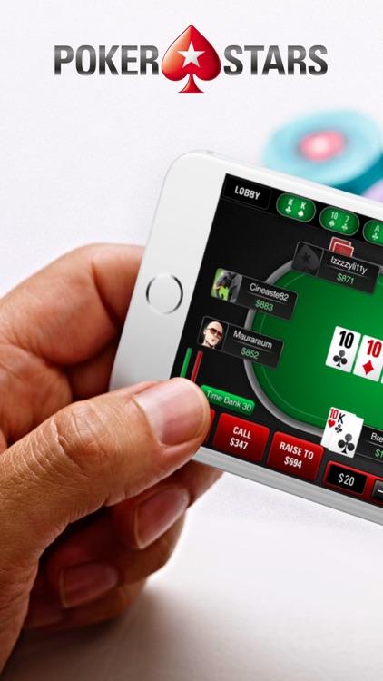 PokerStars Free Online Poker Games & Texas Holdem screenshot-0