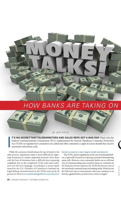 ABA Bank Compliance magazine-3