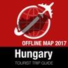 匈牙利 旅游指南+离线地图