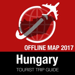Hungary Tourist Guide + Offline Map