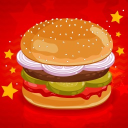 My Burger Shop ~ Fast Food Hamburger Maker Game