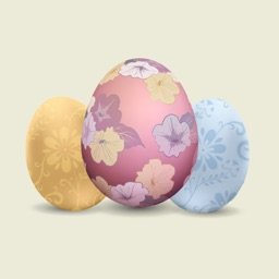 Fancy Eggs - Hand Painted Easter Eggs for Spring