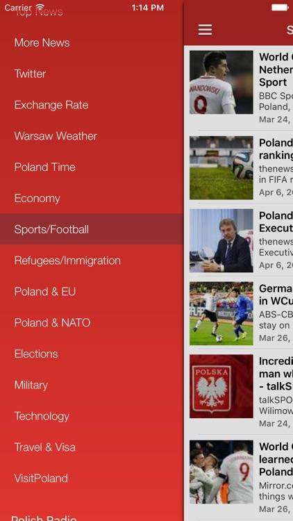 Poland News in English & Polish Radio