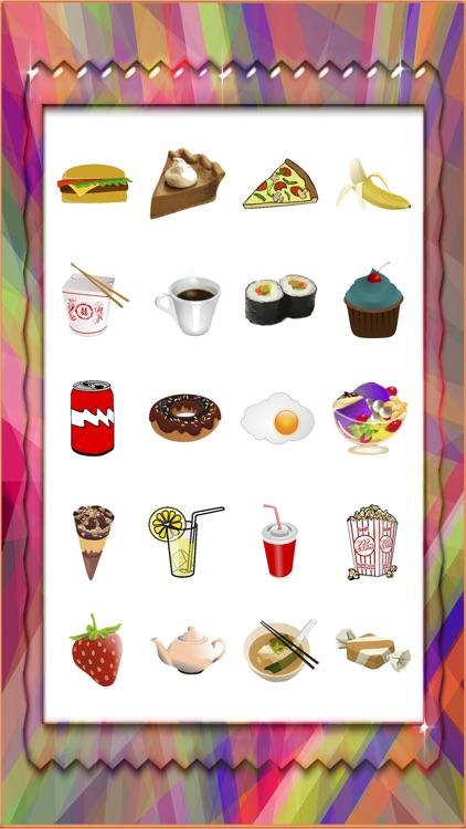Food, Drinks, Fruits & Desserts