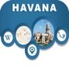 Havana Cuba City Offline Map Navigation EGATE
