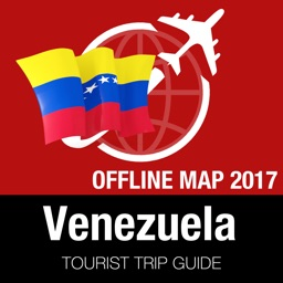 Venezuela Tourist Guide + Offline Map