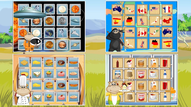 Amazing Match- Memory games for kids toddler baby screenshot-4