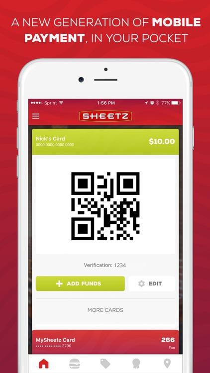 Sheetz® screenshot-3