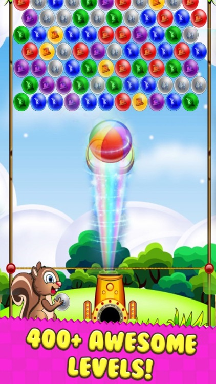 Shoot Ball Pop Adventure