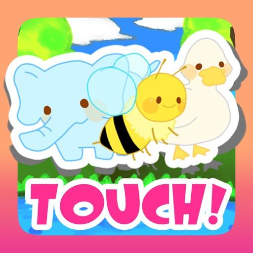 赤ちゃん子供幼児向けゲーム-さわってあそぼ!Kidsle touch(キッズルタッチ) 無料でこどもの知育学習!パズル感覚で脳を鍛える人気シリーズ