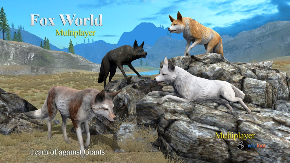 Fox World Multiplayer hack tool