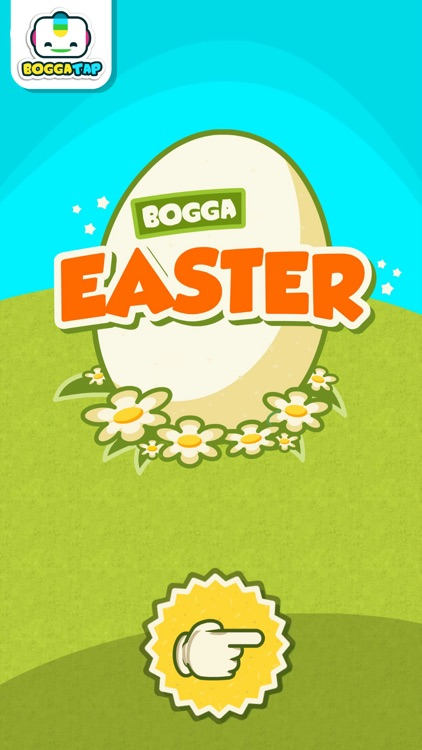Bogga Easter - game for kids screenshot-4