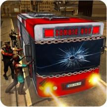 僵尸巴士司机3D - 启示运输车比赛