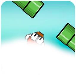 Flappy Go Hi!
